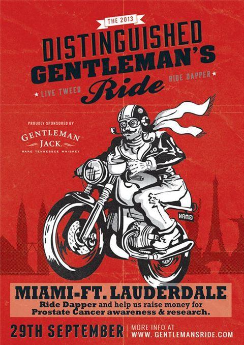 Miami Distinguished Gentleman S Ride Art Quotes