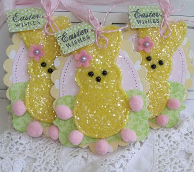 Glitter bunnies will be making these for my nieces and nephews glitter bunnies will be making these for my nieces and nephews this easter negle Choice Image