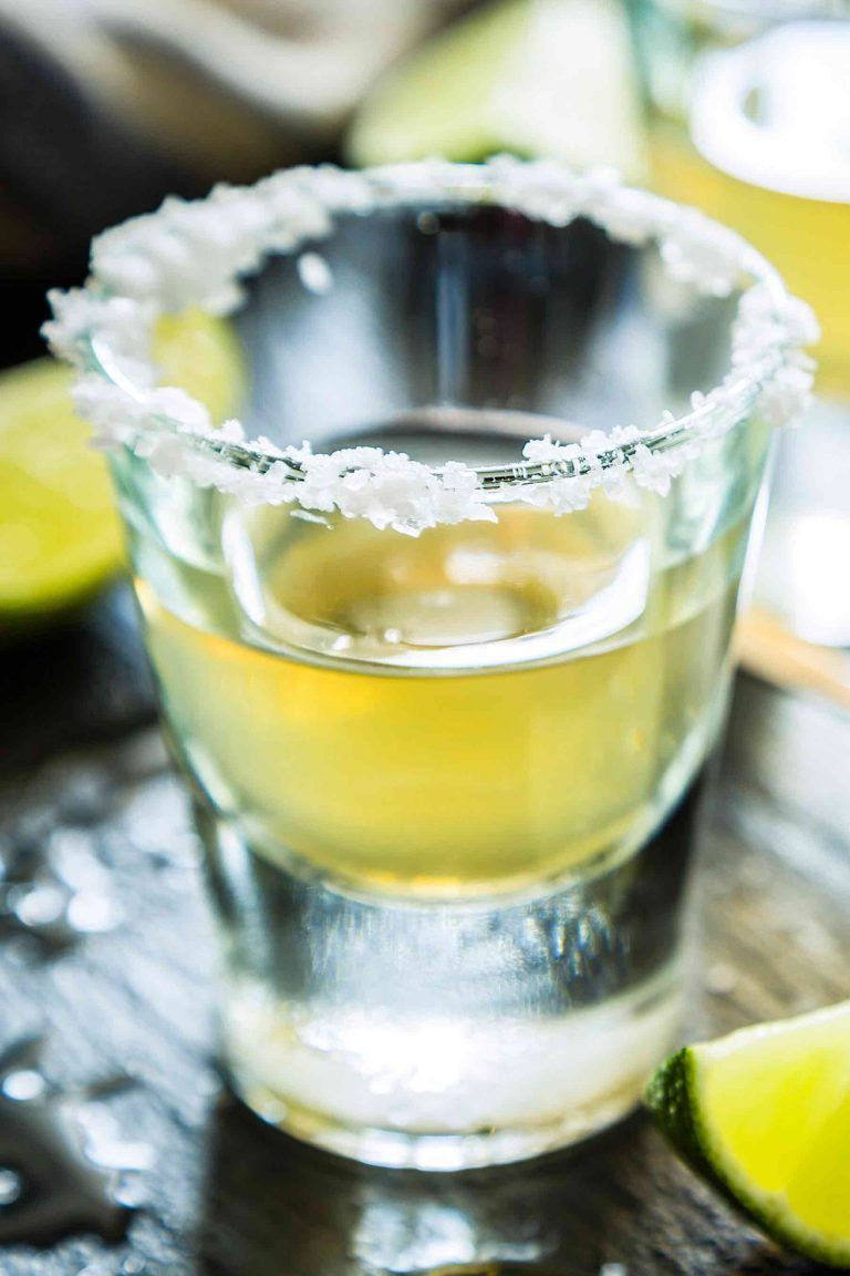 how to make lemon drop shots with tequila