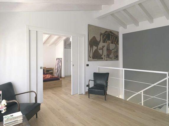 Portes télescopique extension #chambre #fauteuils #noires #cadre