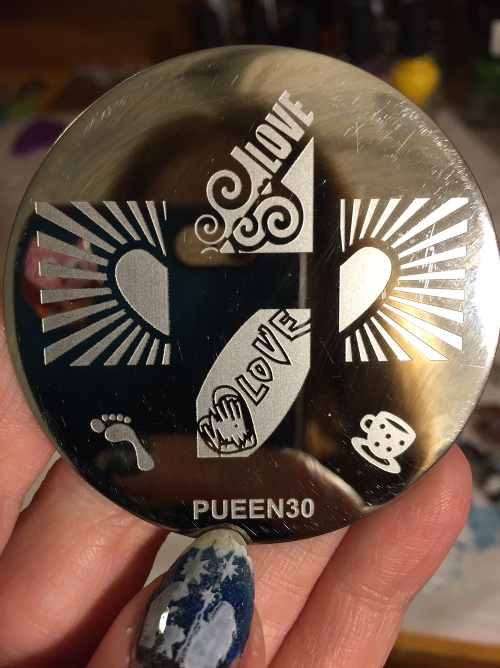 Pueen 30 - $1.25 - used but fully test swatched