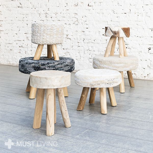 MUST living | stool Butterfly