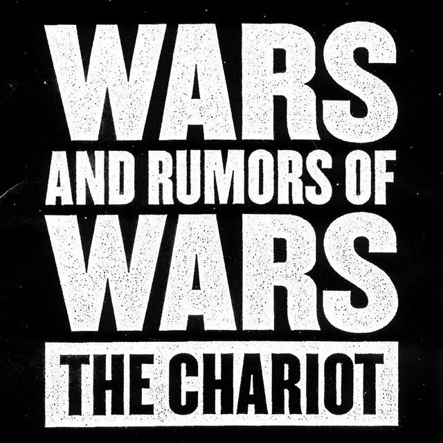 The Chariot Wars And Rumors Of Wars War Album Cover Design Teaching