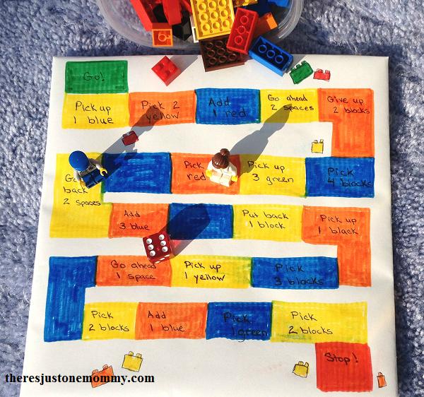 Diy Lego Board Game Lego Board Game Lego Boards Board Games