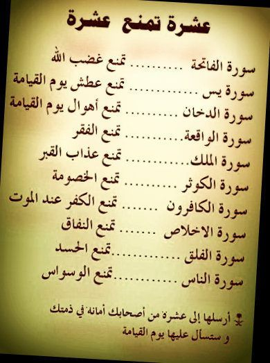 فضل سور القران كاملة المشاغبين Islamic Quotes Image Quotes Quran Verses