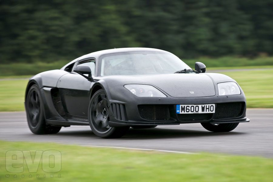 The Noble M600. Just to show I\'m not completely obsessed with old ...