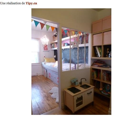 Tipy d coration d 39 int rieur cr ation meubles sur - Meuble verriere ...