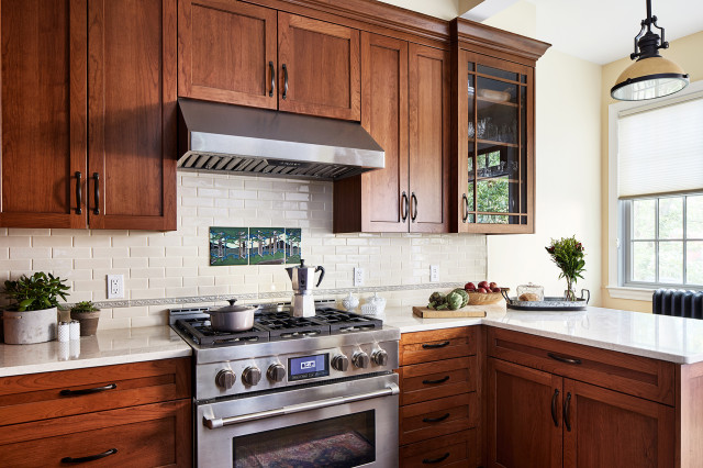 12 Home Pros Look Back On A Decade Of Houzz In 2020 Kitchen Remodel Kitchen Cabinets Traditional Kitchen