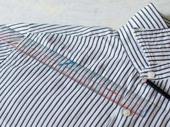 Как из мужской рубашки сделать женскую рубашку? | Рубашка ...