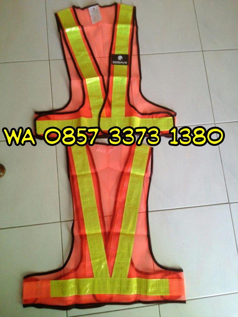 Pusat Safety Vest Proyek Murah Sidoarjo WA 085733731380