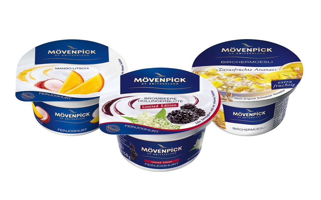 Mövenpick Frozen Yogurt