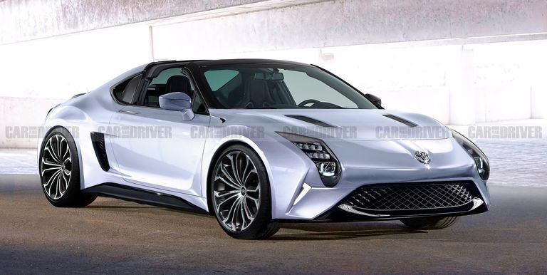 Could The Toyota Mr2 Make A Comeback As An Ev In 2020 Toyota Mr2 Electric Sports Car Toyota
