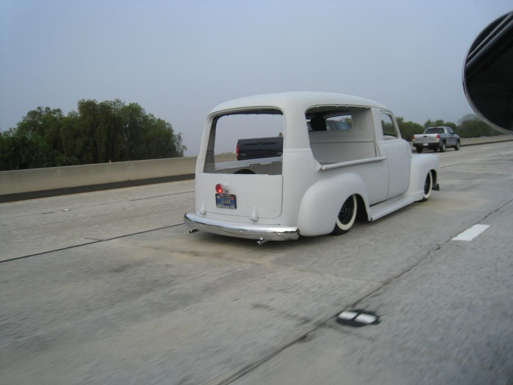 Truck 1949 chevy panel truck : canopy express the fruit truck | VINTAGE WHEELS and things that ...