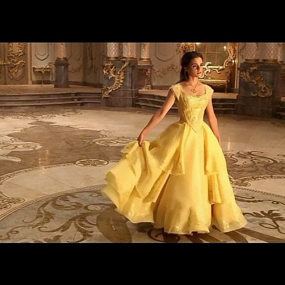 Belle From Beauty And The Beast 2017 Beauty And The Beast Dress Belle Costume Belle Beauty And The Beast