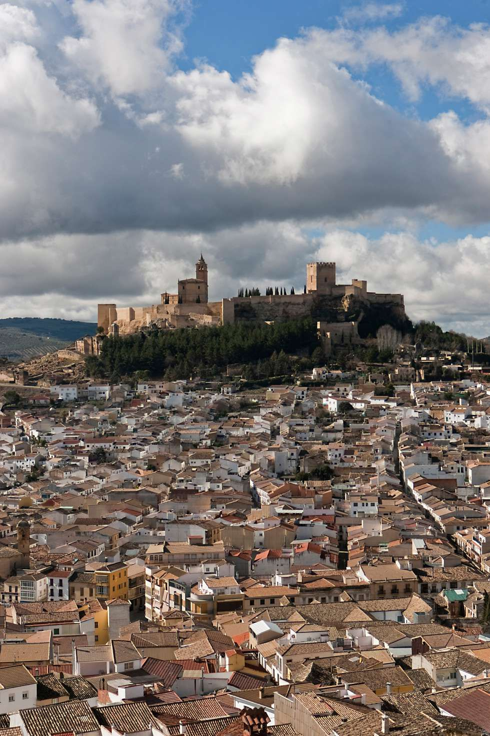 SPAIN / ANDALUSIA / Cities / Towns -  Alcalá la Real ( #Jaén)