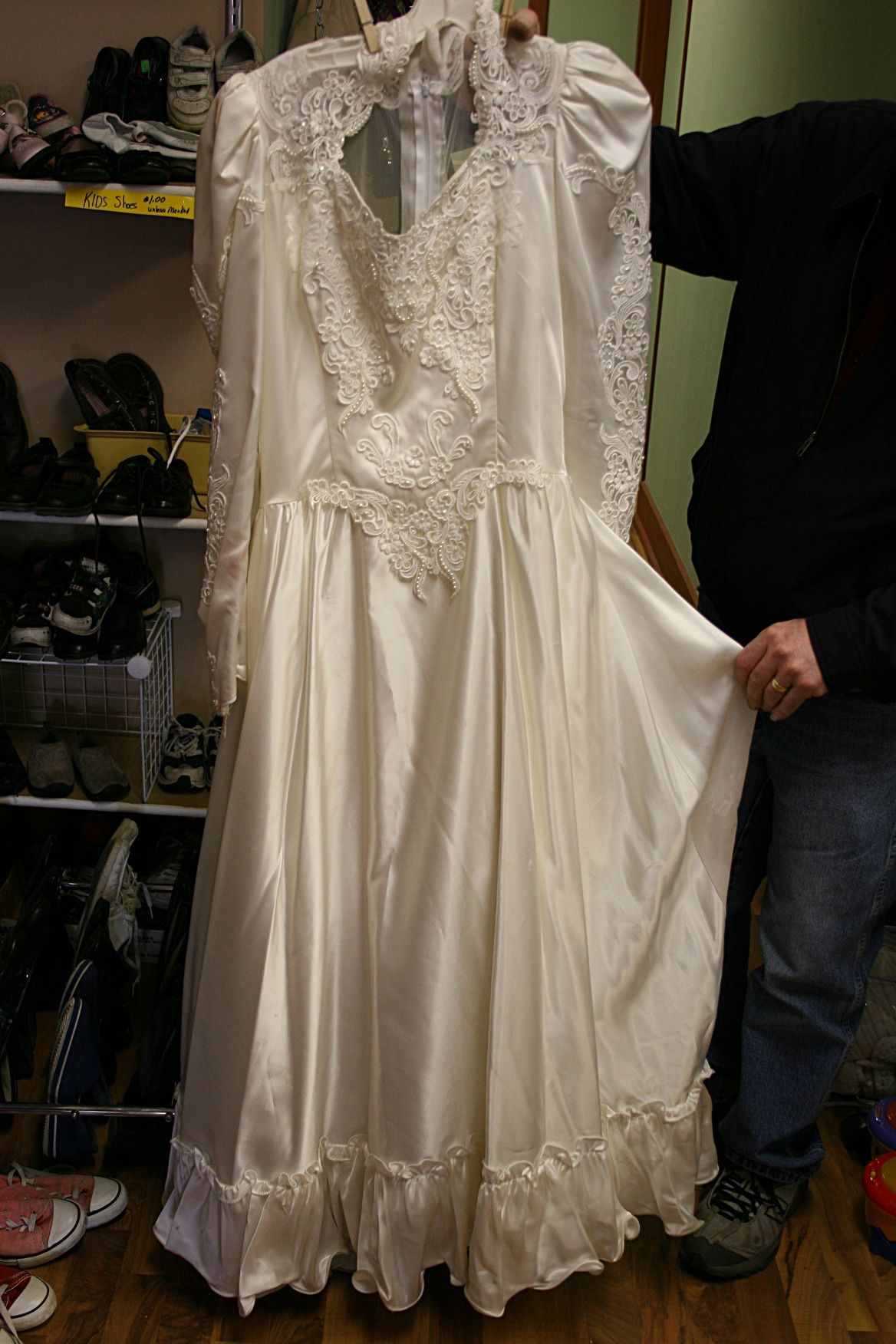 Wedding Dress Thrift Dresses For Guest At Check More Http