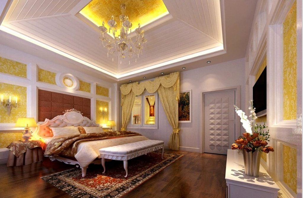 Stunning 25+ False Ceiling Ideas To Spice Up Your Bedroom ...