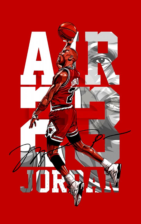 Michael Jordan Vector Art On Behance Michael Jordan Art Jordan Logo Wallpaper Michael Jordan Basketball