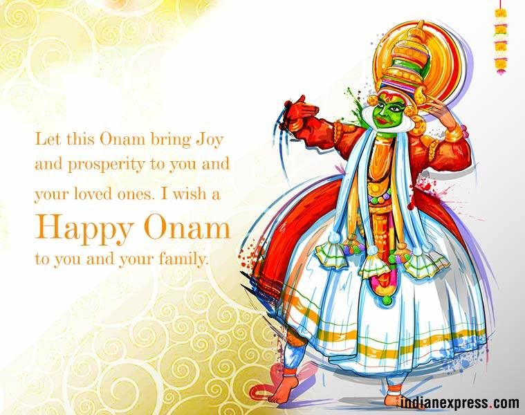 Onam 2018 Wishes Images, Quotes, Messages, SMS, Greetings