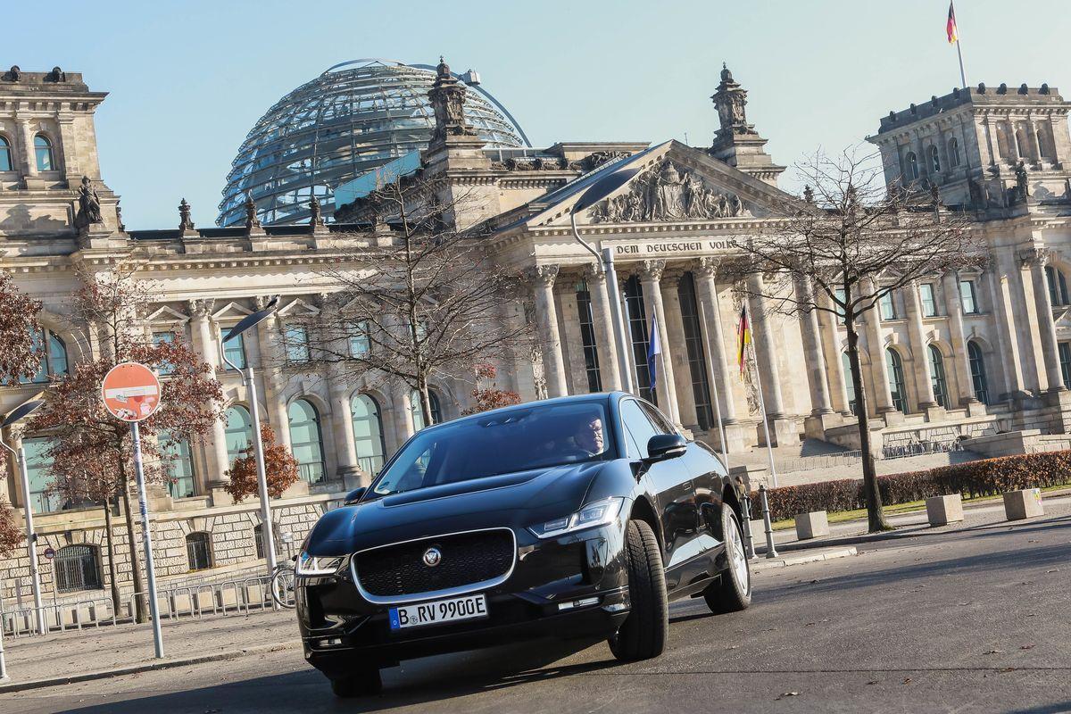 Berlin Zehn I Pace Fur Rocvin Jaguar Berlin Und Umwelt