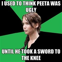 i thought he was sexy before that, but even hotter after. #teampeeta. <3
