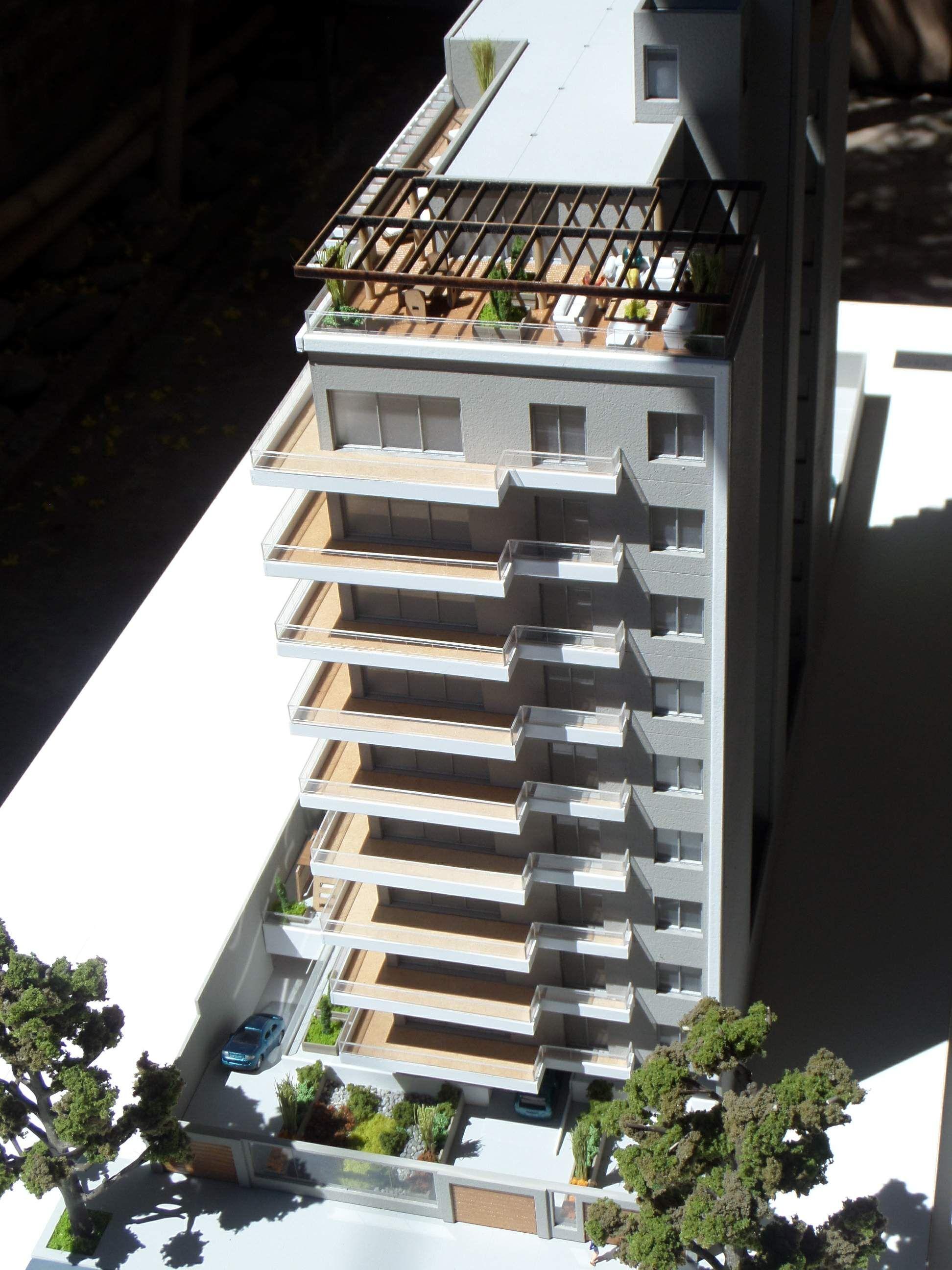 Maqueta edificio lanus maquetas edificios pinterest for Maquetas de apartamentos modernos