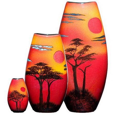 African Vases Human Art Pinterest Vase African And African Safari
