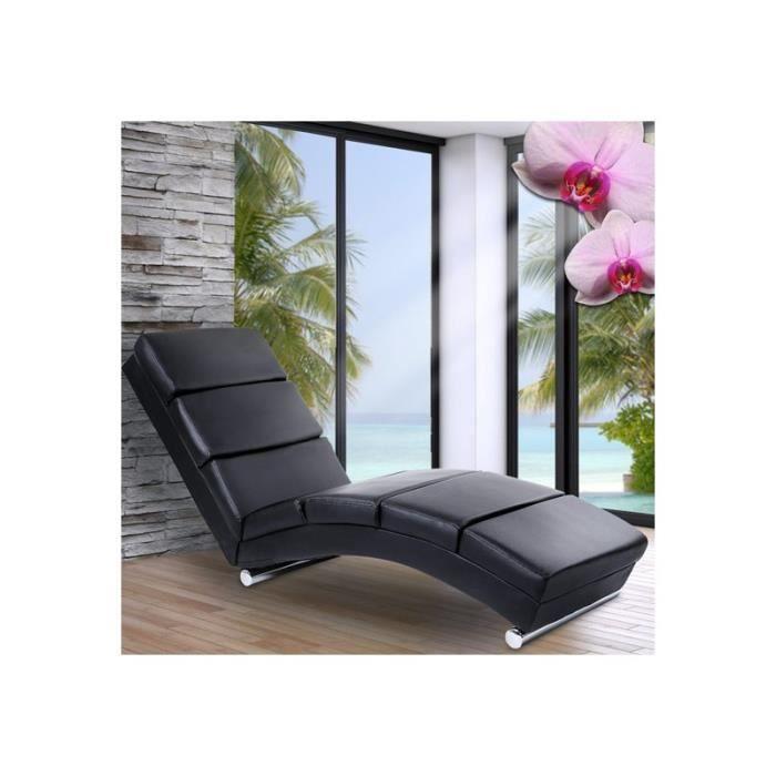 Chaise De Relaxation Chaise Longue Fauteuil Design Salons - Achat fauteuil design