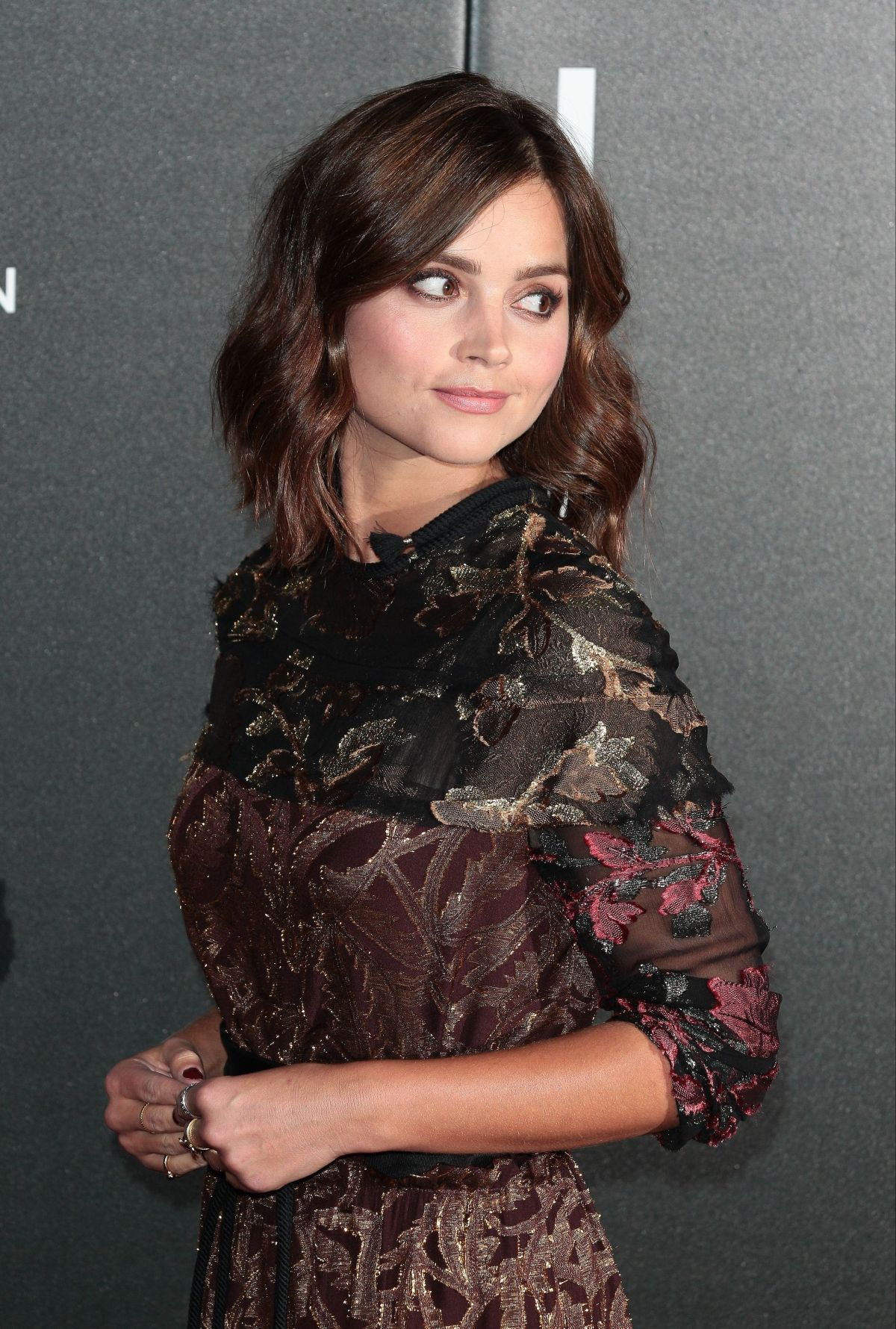 Hottest Woman 9/29/15 - JENNA COLEMAN (Doctor Who)! | King