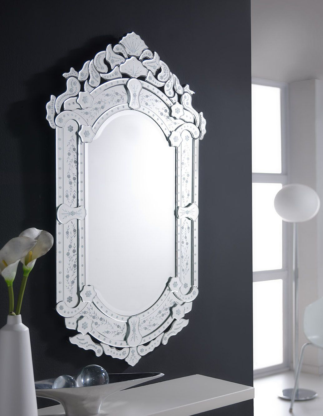 Espejos venecianos modernos gran cat logo online www for Espejos decorativos baratos online
