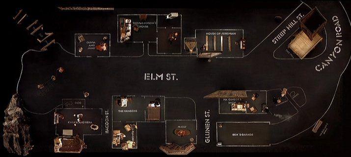 Galeria De Cine Y Arquitectura Dogville 3 Cine Cine Expresionista Portadas De Peliculas