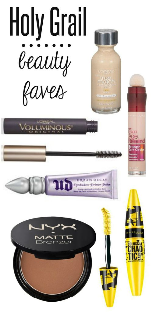 Makeup Must Haves For Beginners: Holy Grail Beauty Products, Holy Grail, Must Have Beauty
