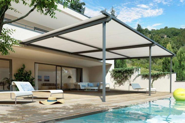 Sombra para espacios exteriores con artículos imprescindibles - sombras para patios