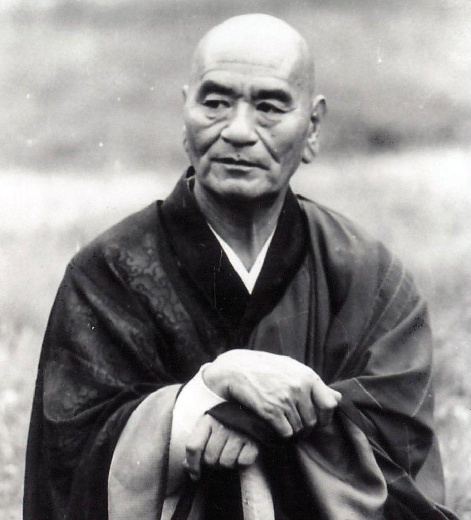 Taisen Deshimaru Bouddha Zen Bouddhisme Spiritualite