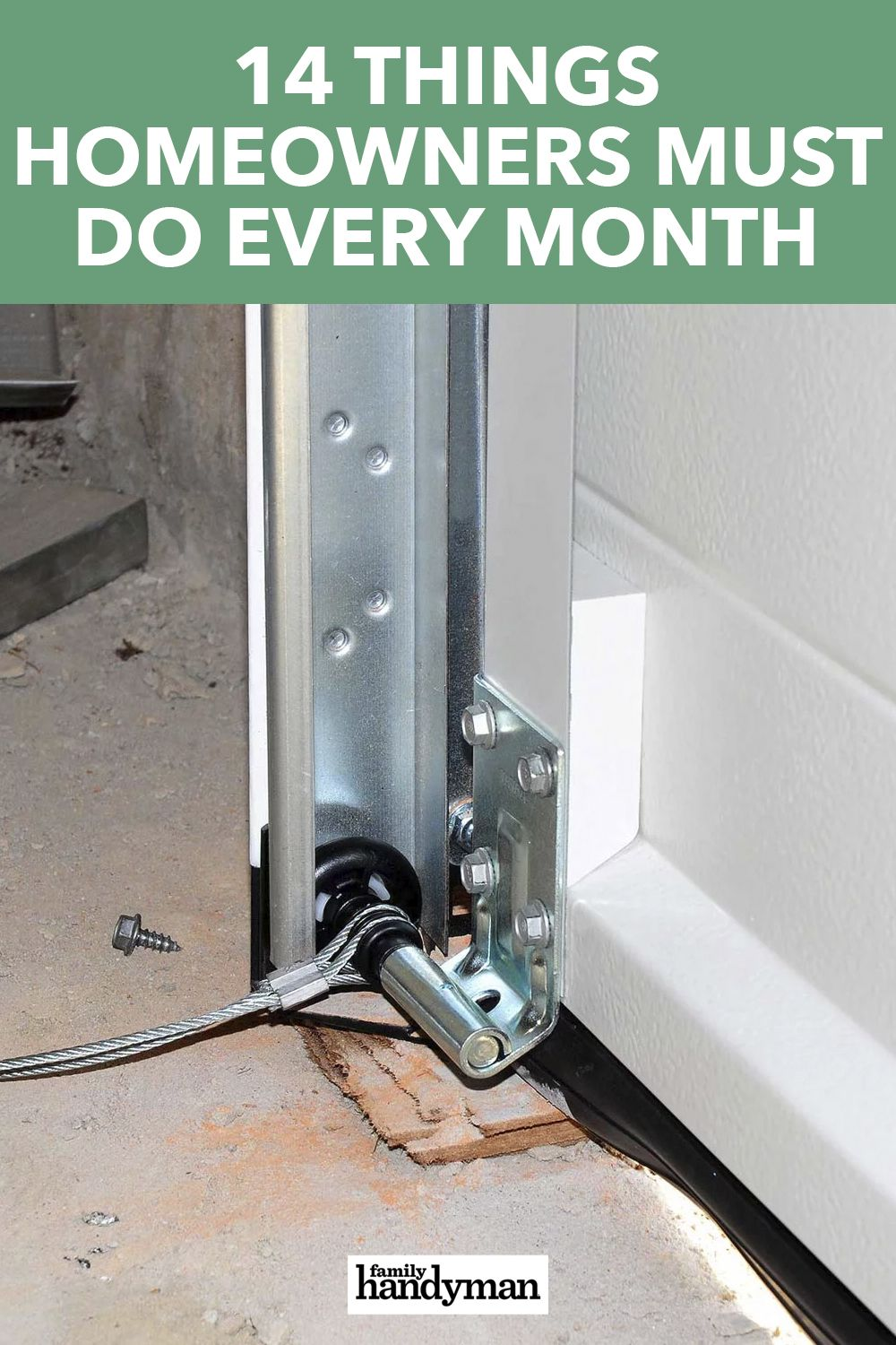 Photo of 14 Things Homeowners Must Do Every Month
