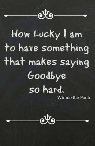 Image result for quotes saying good bye to a great team