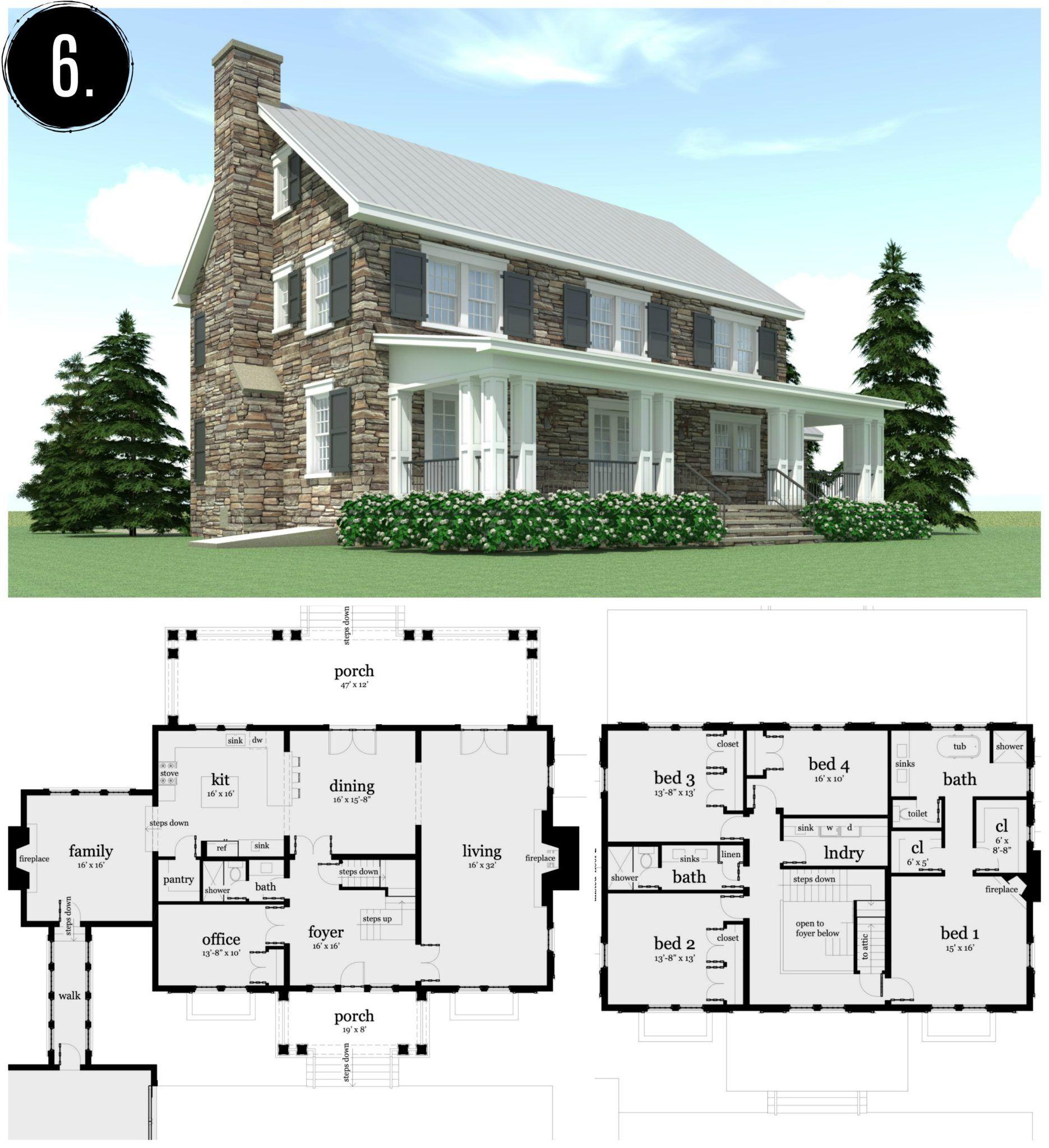 Modern Homeexterior Design Ideas: Gorgeous New Modern Farmhouse Floor Plans On The Blog