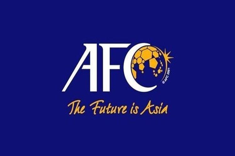 الاتحاد الآسيوي لكرة القدم يوقف 4 لاعبين مدى الحياة Afc Champions League Soccer Logo Asia