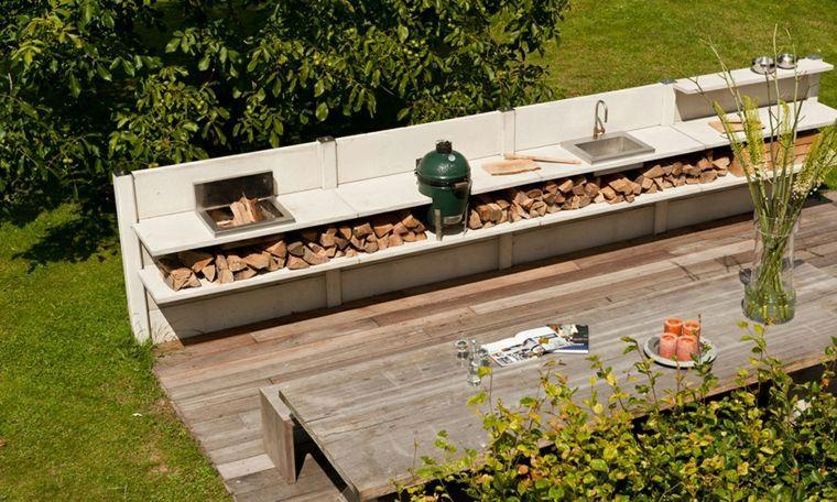 Rangement jardin  des idées pratiques pour un joli jardin Fire