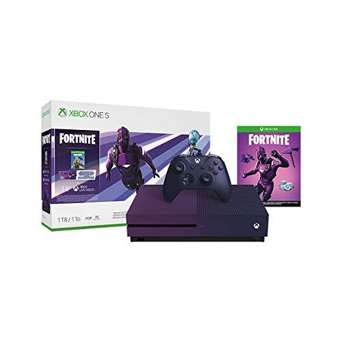 Xbox One S 1TB Console  Fortnite Battle Royale Special Edition Bundle Discontinued