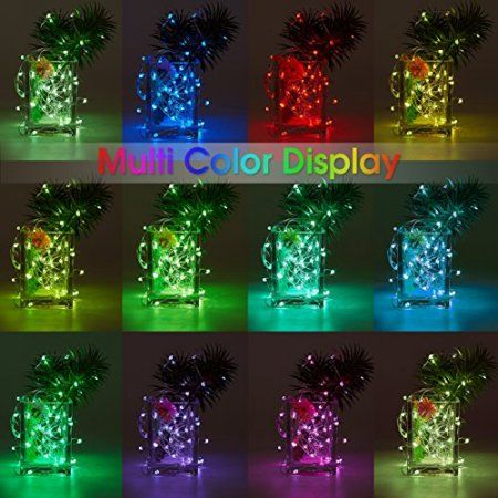 Fairy Lights Battery Powered Led String Lights Multi Color Changing