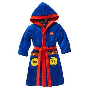 29371c05b86d7 Boys' Lego Coral Fleece Dressing Gown | lego bedroom | Gowns, Lego ...