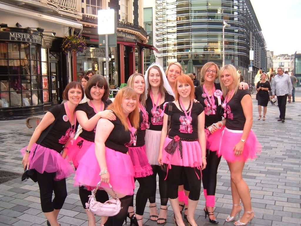 Hen Party Dress Up | Midway Media