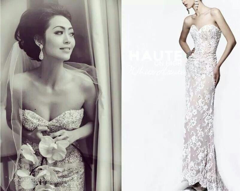 Haute dress
