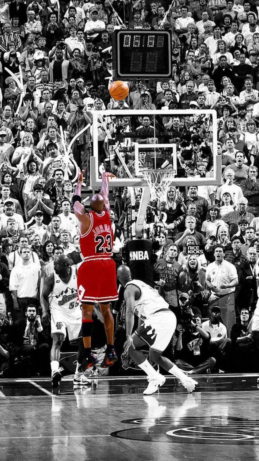 NBA iPhone 6 Wallpaper Wallpaper Michael jordan