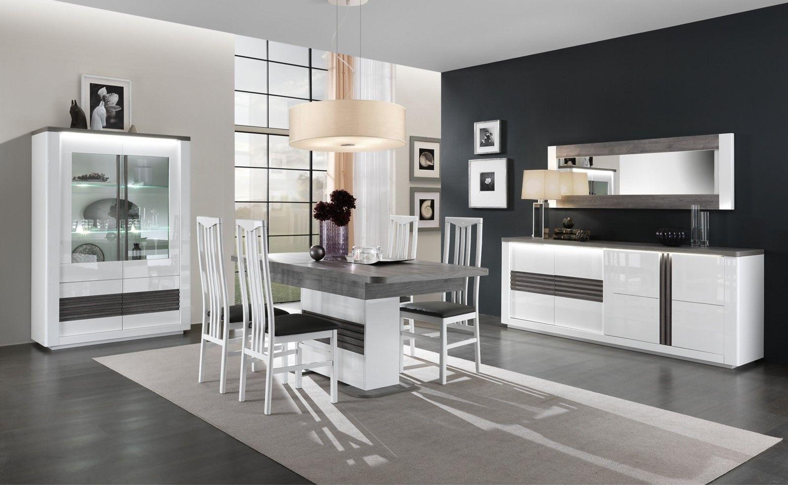 Table L180 All Vertigo Blanc Chene Gris Pas Cher Prix Table But 599 99 Ttc Iziva Table Tabledesejour Tablerectangulaire Tablepascher Tableb Huisstijl