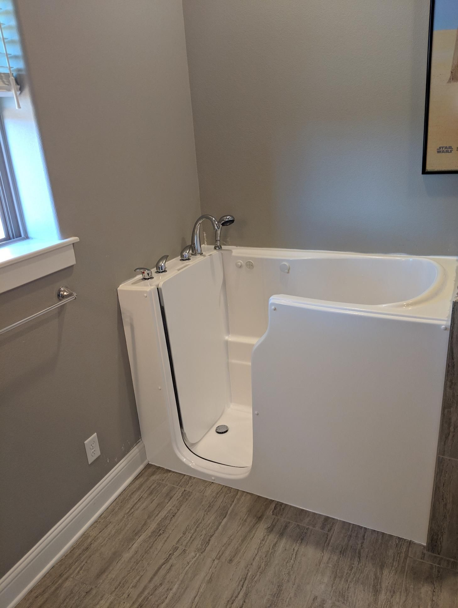 Another Satisfied Customer Deep Wide Left Entry Walk In Tub