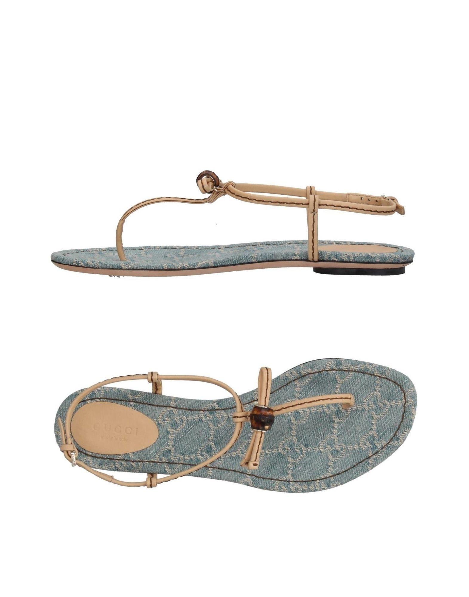 a08959968b47 Gucci Flip Flops - Women Gucci Flip Flops online on YOOX Philippines -  11390808SJ