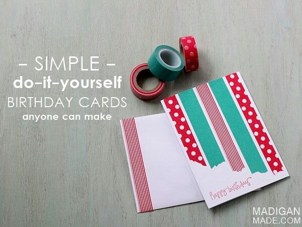 Diy birthday card idea giftcard ideas pinterest diy birthday diy birthday card idea solutioingenieria Image collections