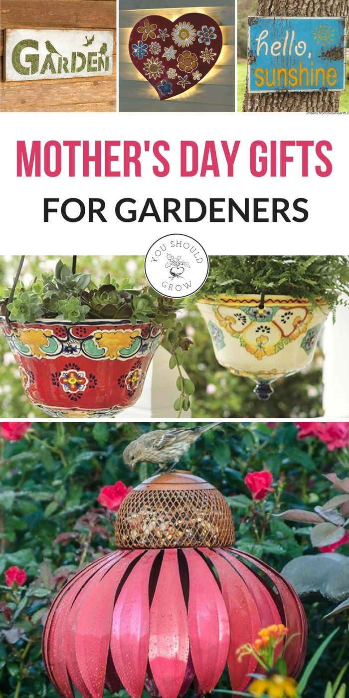 show your mom how much she means to you with a fabulous gardening